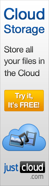 Ultimate Cloud Storage. Try it FREE Today! justcloud.com