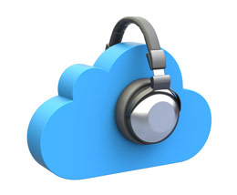 Cloud For Your Music